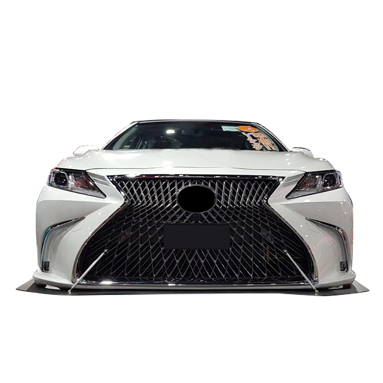 Hoge kwaliteit auto bumper tuning LX ES facelift body kit voor 2018 Camry 2019