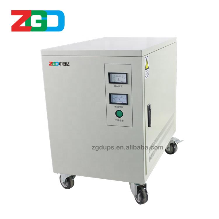 Hot sale 220v three phase transformer 220v to 380 isolating power supply, 220v single phase to 380v 3 phase converter