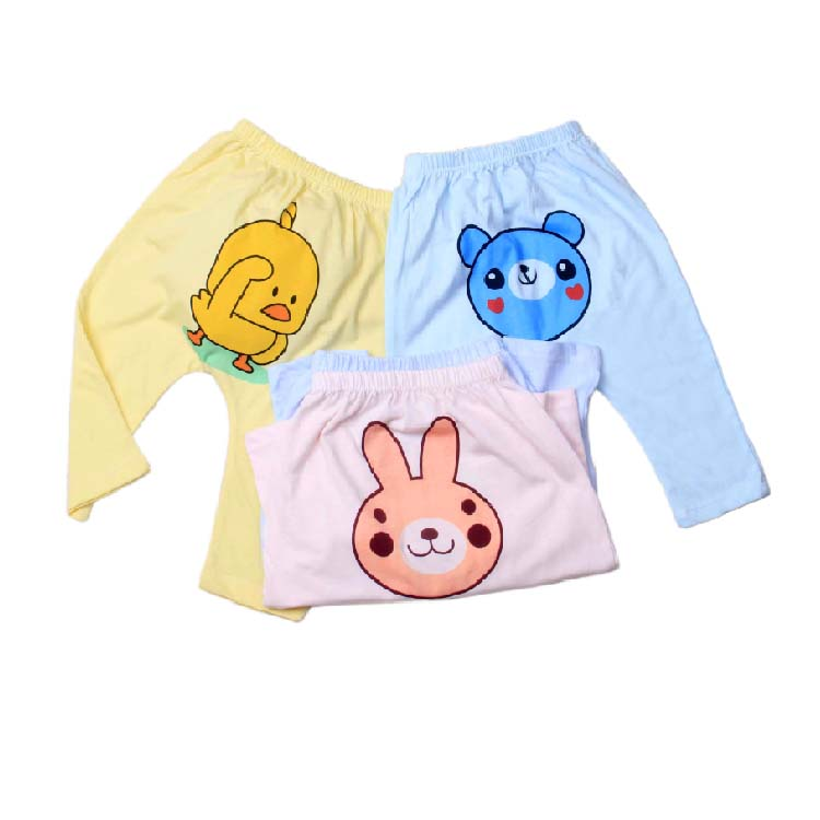 Spring and Summer 2020 Best-selling New Pure Cotton 0-3 Year-old Pants Baby PP Pants Hallen Pants