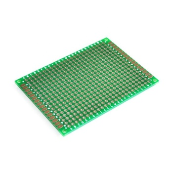 5*7cm Double Side pcb Prototype Breadboard Printed Circuit Board Tinned Universal other PCB Circuit Board