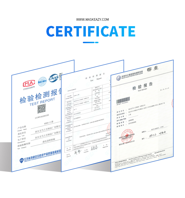 Quality Disposable Customizable Fpp2 Mask kn95 For Protection - KingCare | KingCare.net