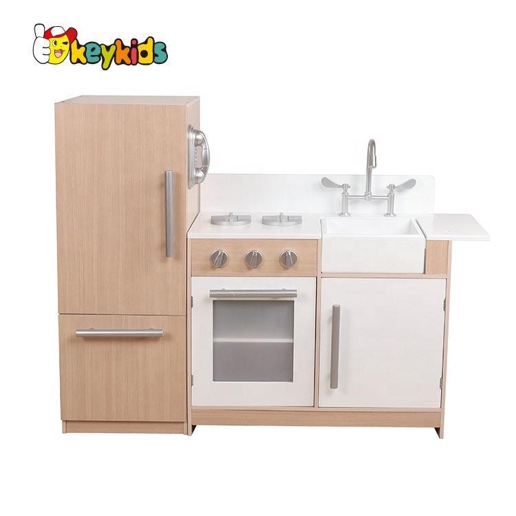 2020 Kids Wooden Kitchen Toy Children