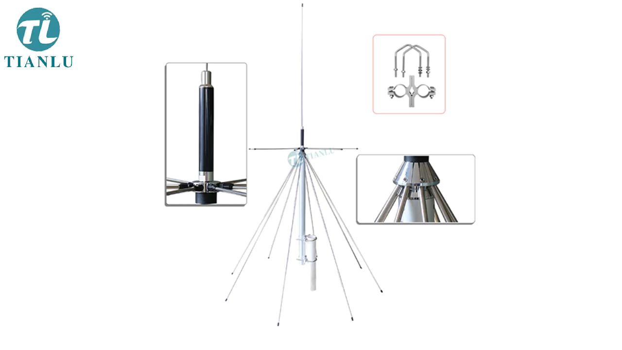 Diamond 25-3000mhz scanner antenna base station  D3000N discone antenna