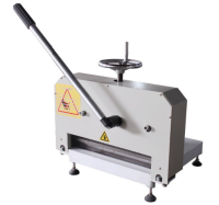 China Double100 480mm paper manual guillotine paper cutter
