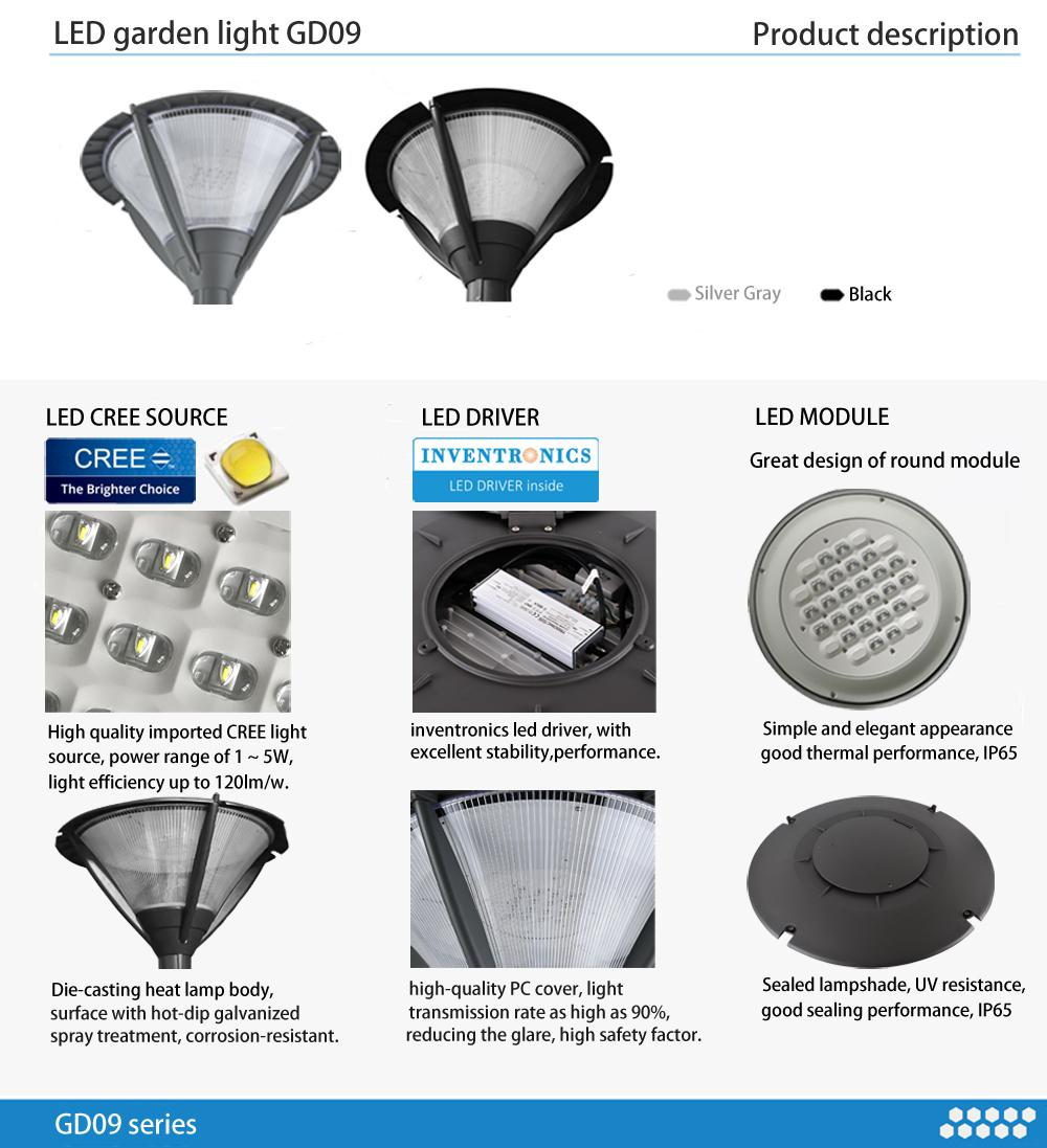 project new products waterproof lights outdoor lighting garden