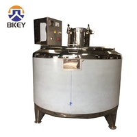 milk sterilizing machine/small batch milk pasteurizer tank for sale