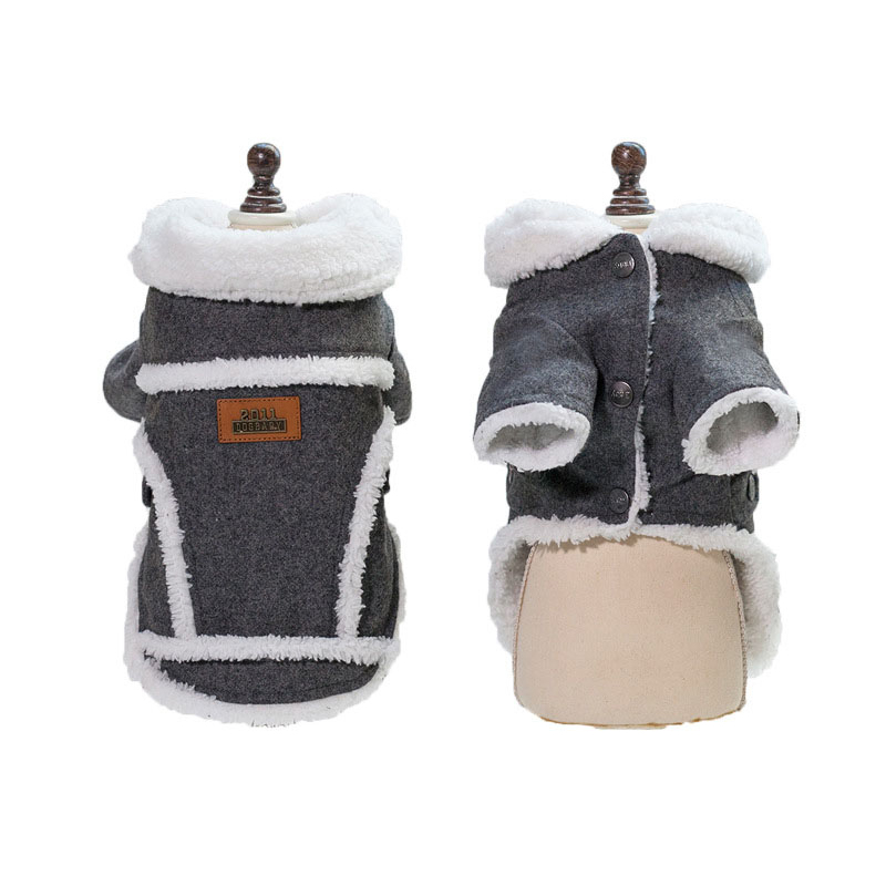Pet Clothes Lovely Accessory Heated Training Security Vest Clothing And Dog Jacket