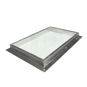 Hurricane resistant impact lowes glass roof window skylight design