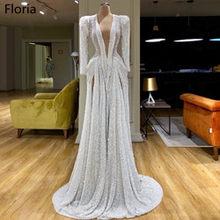 Женское вечернее платье-русалка, длинное вечернее платье в мусульманском стиле, в арабском стиле, для выпускного вечера, 2019(Китай)
