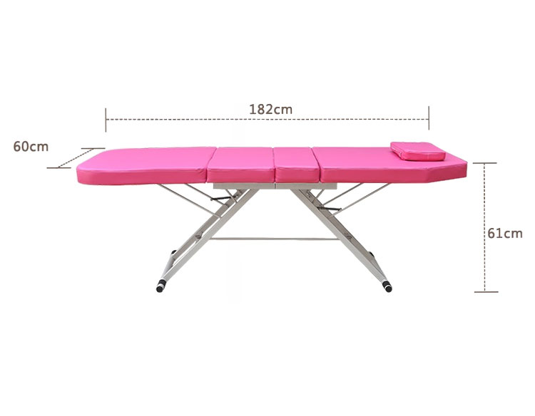 High Quality Portable Massage Bed Foldable Massage Table For Beauty Salon Treatment Spa Bed