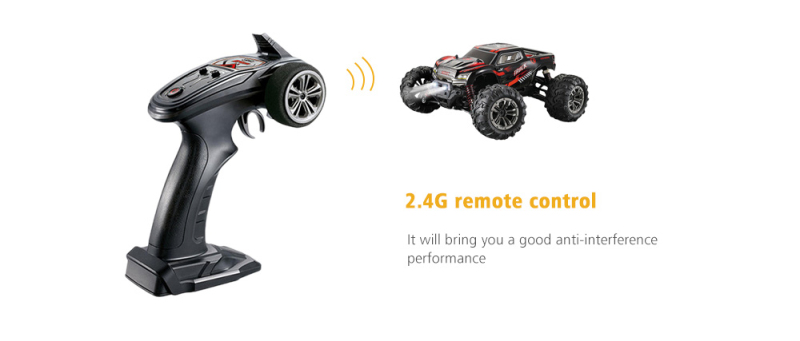 2020 Xueren 9145 Speed Car Monster Truck racing car remote 2.4G 4WD 1/20 High-Performance Anti-Skid Tire 28km/h Car Toys