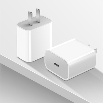USB C Wall Charger 20W PD Type C Plus 1 USB US EU AU Plug for Ipad Pro iPad Pro iPhone 12 11