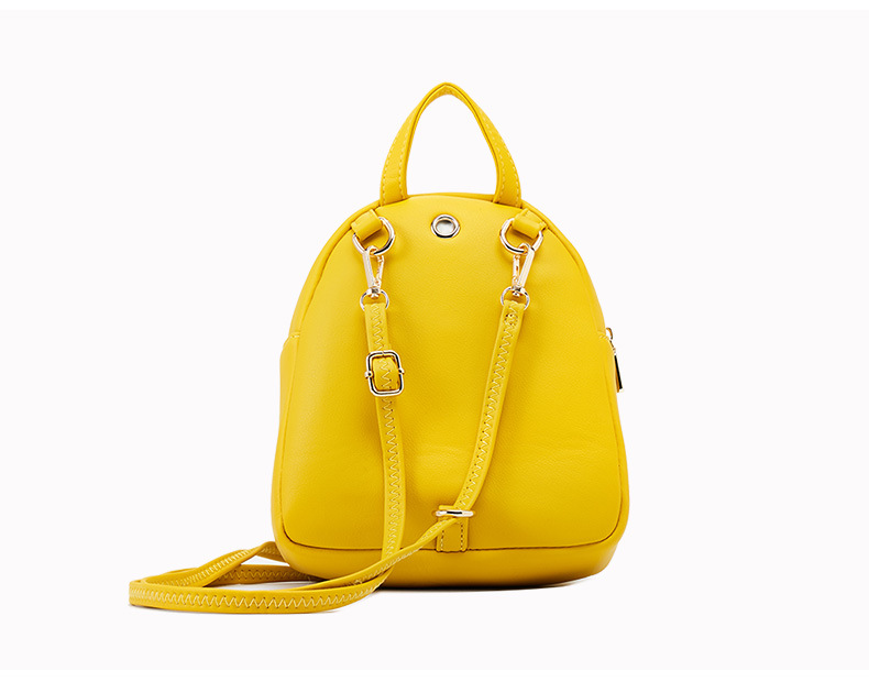 product-Osgoodway-Osgoodway2 Ladies fashionable PU leather backpack bag luxury women small backpack -2