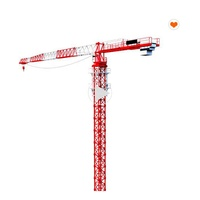 Construction Topless QTP320 (R75/25) 18Tons Tower Crane Price