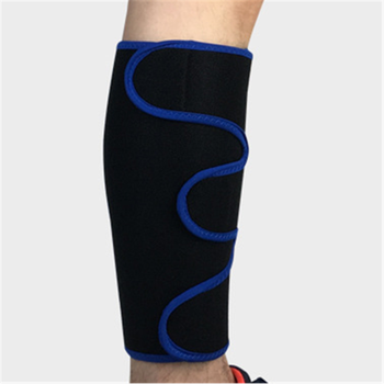 Adjustable customized relief the pain protective knee leg support for sports