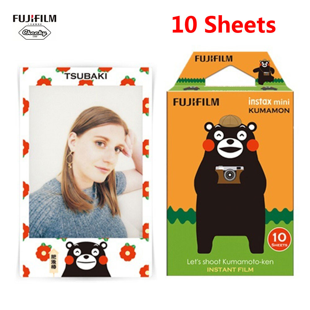 10 листов Fuji Fujifilm instax mini пленка 9 8 пленок для Fujifilm instant mini 9 8 7s 25 50s 9 90 камера Sp-2 фотобумага(Китай)