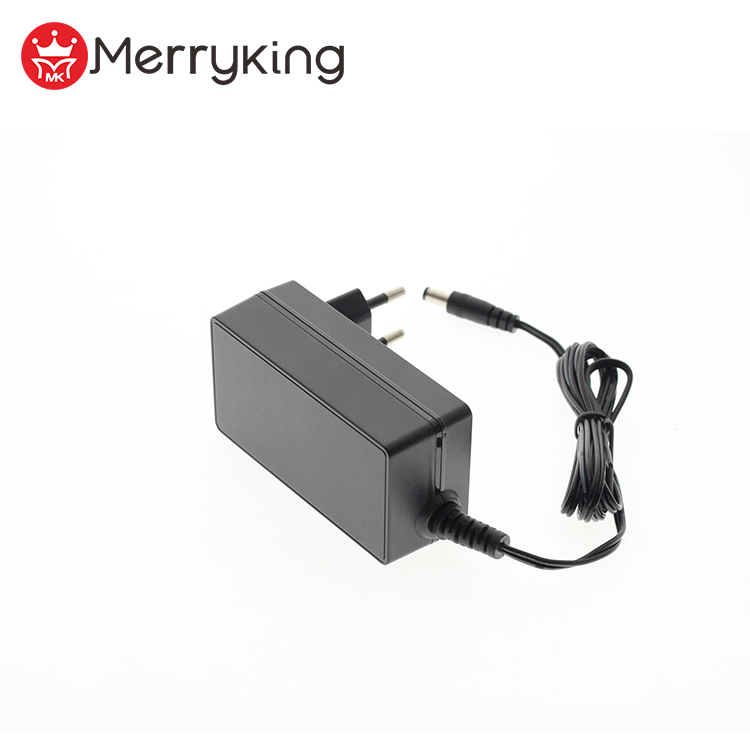 48w wall mounted ac dc power adapter 24 volt 2 amp power supply adaptor 24V 2A 12V 4A with CE GS