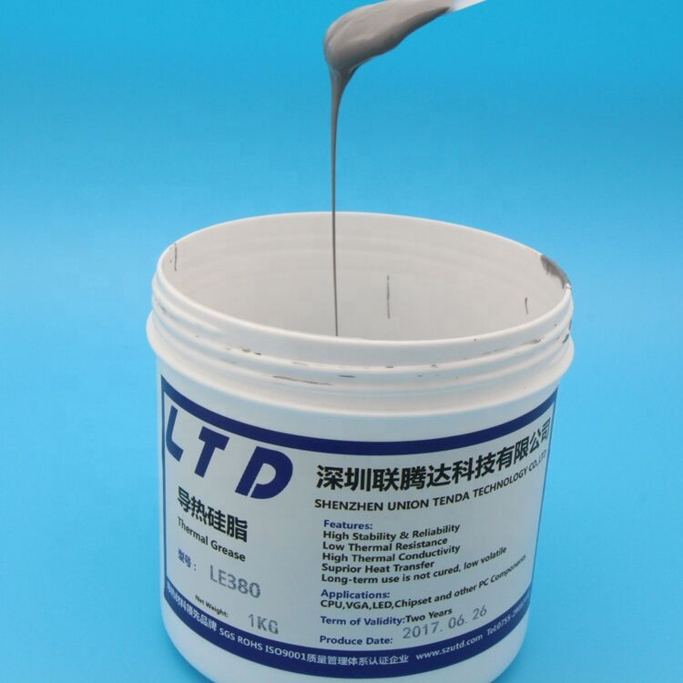 Heatsink Compound Paste Heat Conductive <strong>Grease</strong>