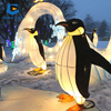 Pinguin laterne