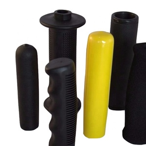 Anti-Slip Silicone Rubber Grip Custom Molded Rubber Grip