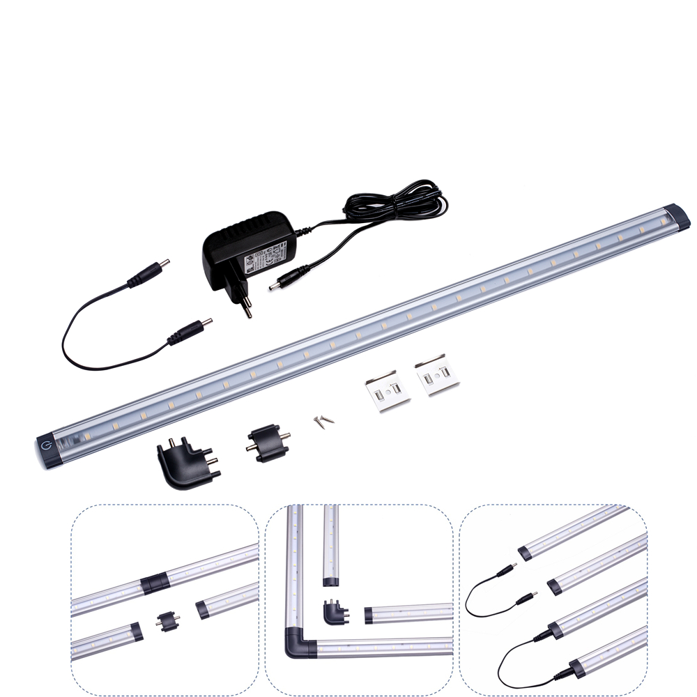 touch and dimmable led strip lights