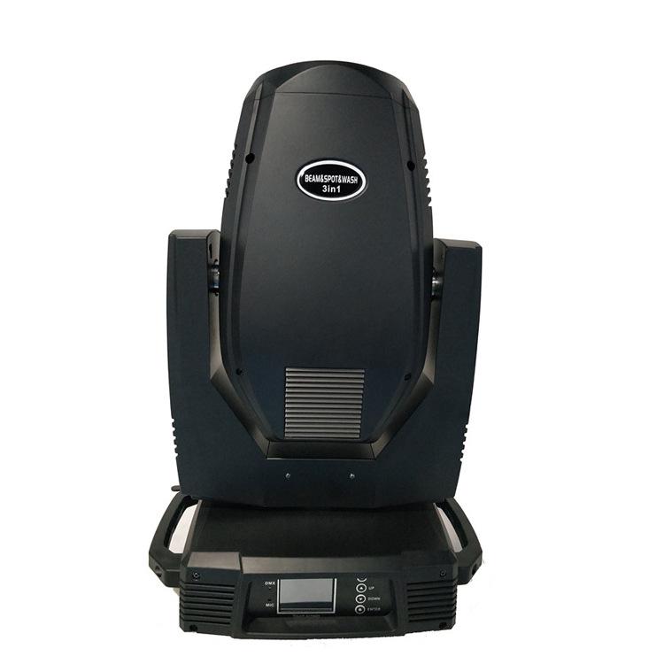 Baisun Brand factory price 440w beam spot wash 3 in 1 moving head light