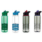 OEM Cheap High quality leak proof plastic bottle water sports with straw lid