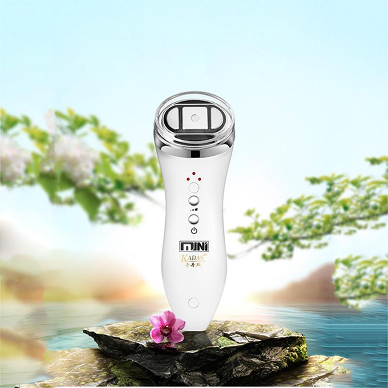 Retrait de Ride portatif mini 3D ultrasons Focalisés Haute Intensité D'absorption Machine de Beauté