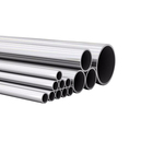 Super austenitic stainless EN 1.4529 N08926 4529 heat resistant creep resistant steel pipe