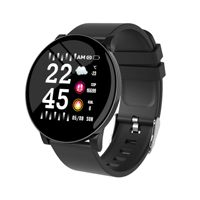 woman w8 smart watch ladies Weather Forecast Fitness sports tracker heart rate smart watch android men's smart bracelet