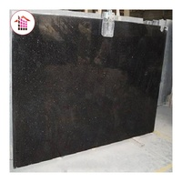 1Premium Chinese domestic black galaxy granite for kitchen countertop and flooring