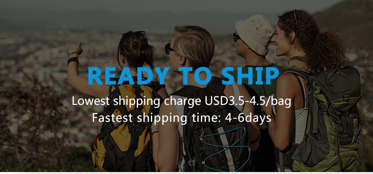 Large water resistant wholesale OEM ultralight nylon folding packable men women ladies travel outdoor hiking backpack daypack