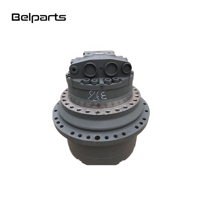 Belparts SK200-8 SK210-8 excavator parts hydraulic power steering travel motor reduction assembly GM38VA GM38VB final drive