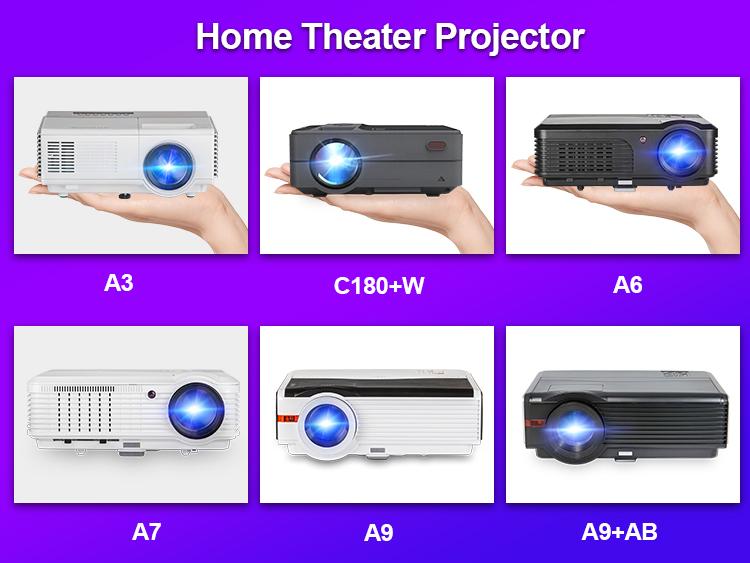Mini klavye hava fare TV uzaktan kumanda 2.4G kablosuz şarj edilebilir lityum pil ile