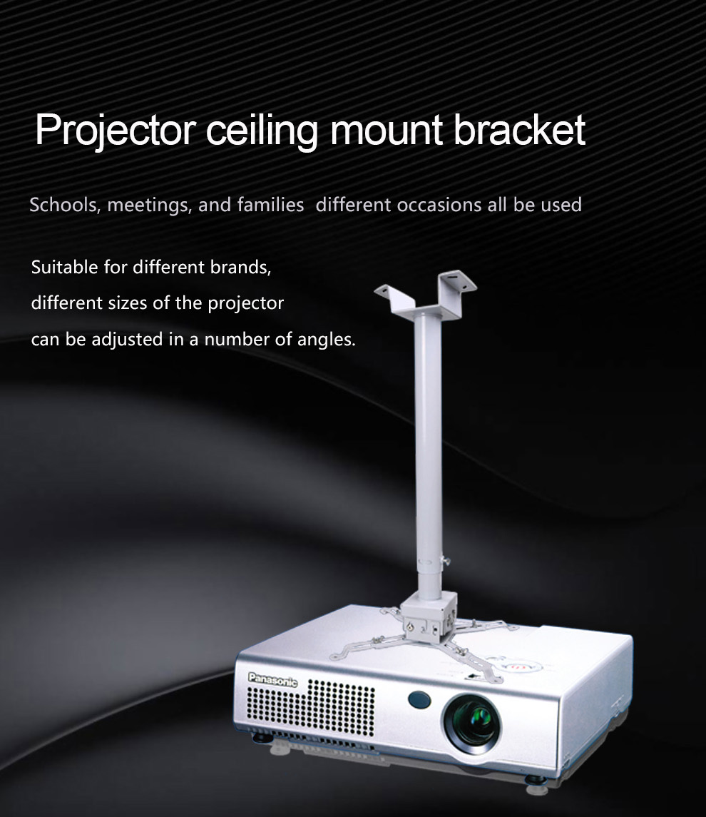 Projector Ceiling Security Cage with projector mount kit Reasonable Price YG1000