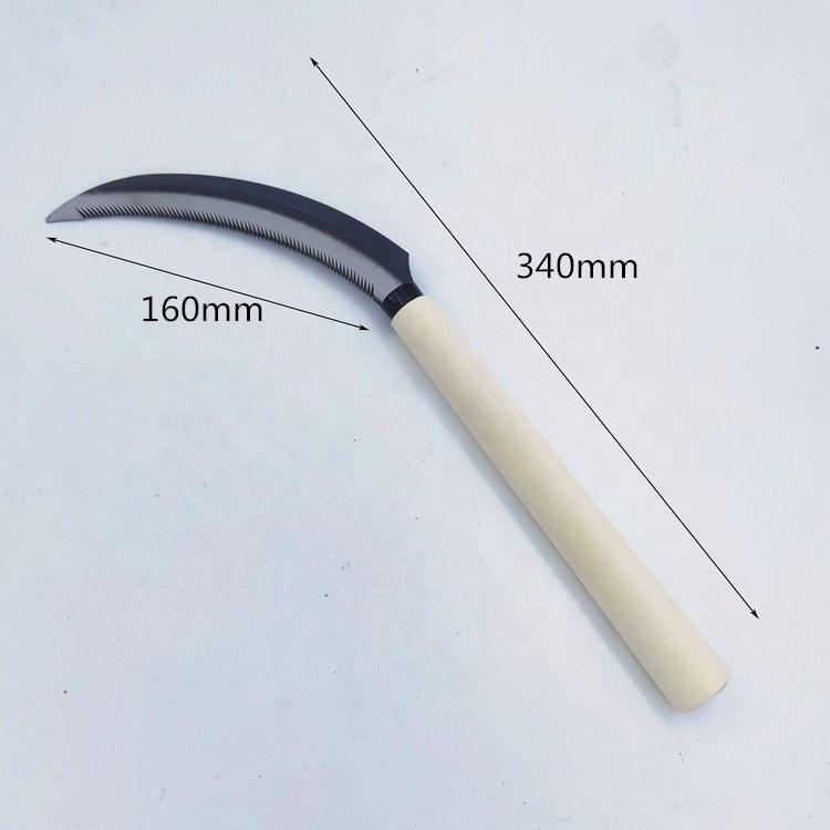 6,5 дюймов увидел серп сельскохозяйственные инструменты зерна резки серп