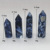 Wholesale Sodalite Natural Healing Wand Quartz Crystal Points