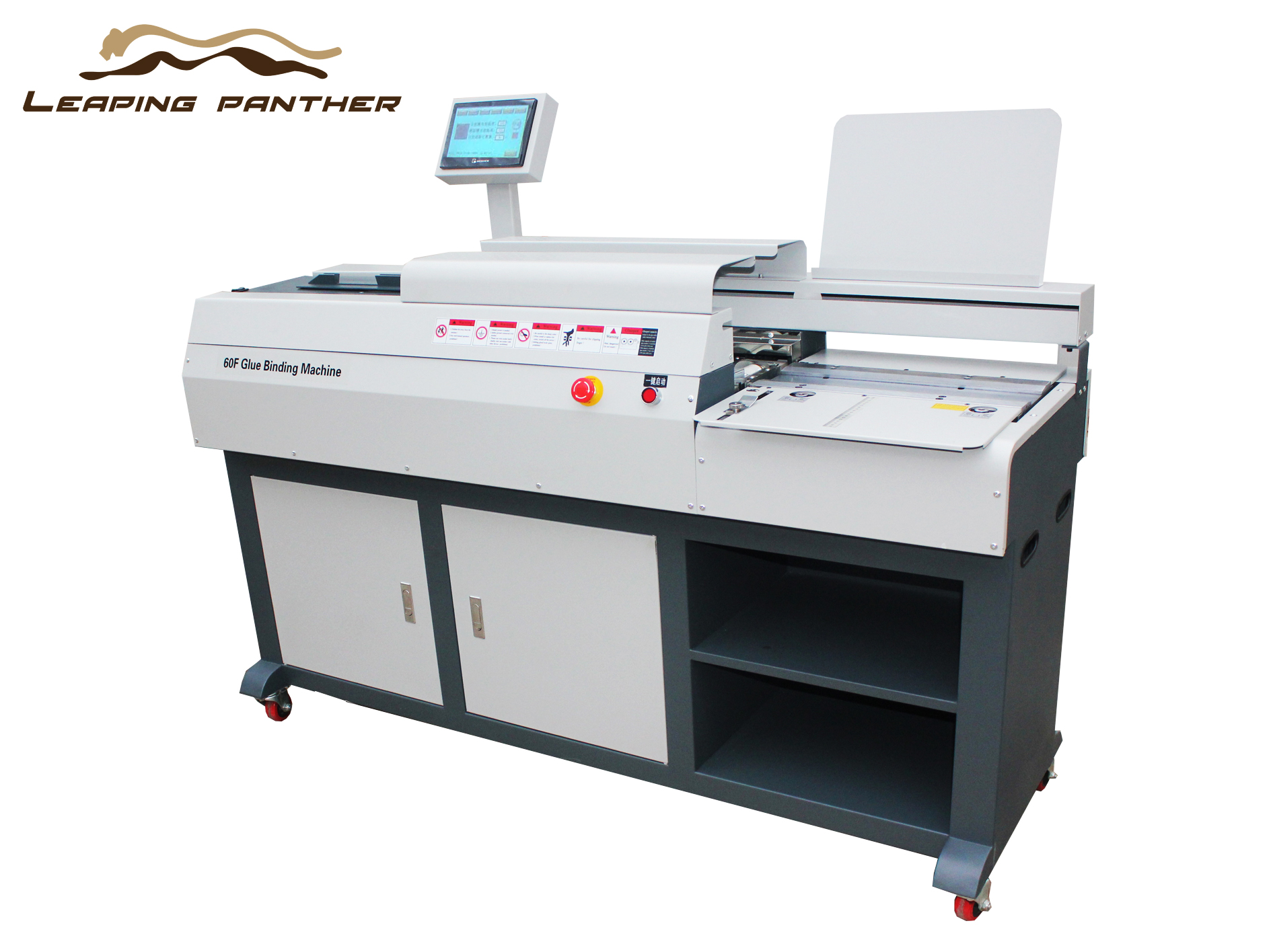 Panas Mencair Lem Book Binding Machine