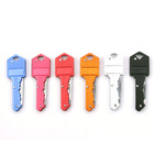 Factory sales mini aluminum handle folding key knife