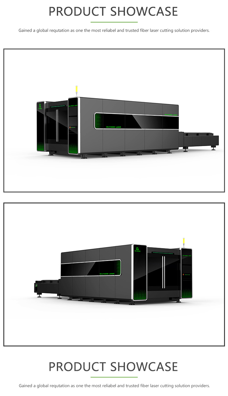 6kw 6000w fiber laser cutting machine big power sheet metal cutting machine 1530 2040