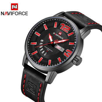 relojes 2019 top luxury Navi force 9143  relojes hombre Waterproof relogio masculino mens watches wrist watch