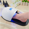 2019 the latest explosion of solar infrared LED induction timer nail polish phototherapy machine