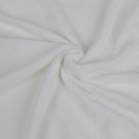 Wholesale 100% polyester knitted coral polar terry plush circle yarn dyed fleece fabric overcoat