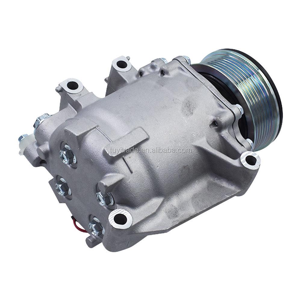 A/C Compressor & Clutch Air Conditioning & Heat informafutbol.com ...