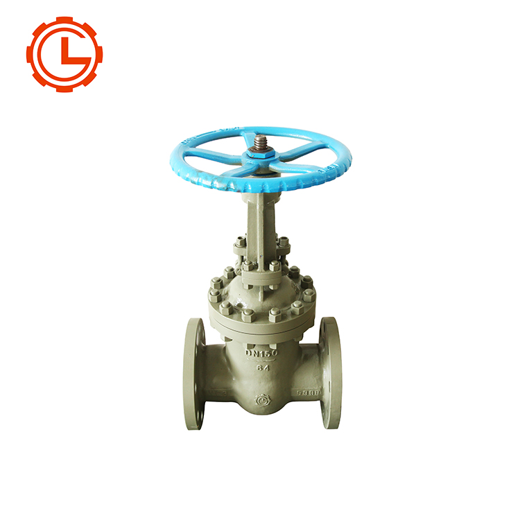 Hot Sale Keamanan Industri Stainless Steel Z41H Flanged Gate Valve