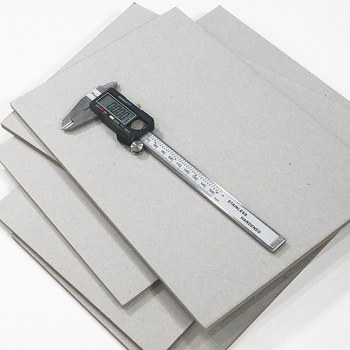 High Quality grey cardboard for file folder paper packaging paper roll hard book binding paper