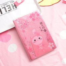 Блокнот с маленькой Свинкой, записная книжка для студентов, Мультяшные ноутбуки, новинка, Канцтовары, планировщик, милый блокнот(Китай)