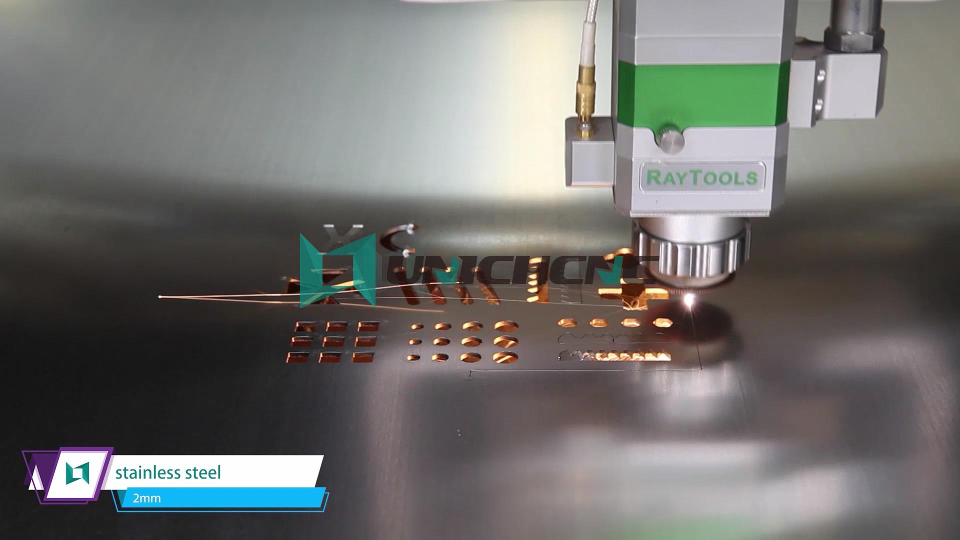 CE standard 3015 ipg raycus 1kw 2kw 1000 1500w 2000 3000w cnc laser a fibra di metallo cutter 6 millimetri 15 millimetri in acciaio inox prezzo della macchina