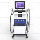 Niansheng Factory big sale skin care facial beauty equipment/hydra dermabrasion facial machine/ultrasonic skin scrubber peel spa