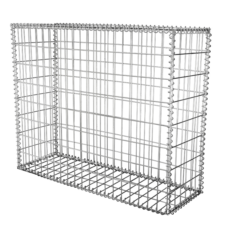 easy to install small welded gabion box for stone cage